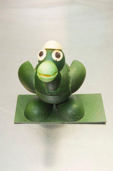 Mona pato verde